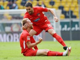 Theuerkauf verlängert beim 1. FC Heidenheim bis 2020
