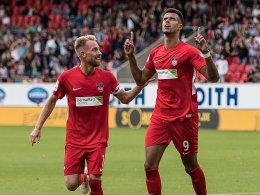 Heidenheims Glatzel: Comeback gegen Ingolstadt?