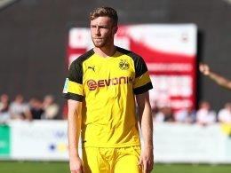Sandhausen verpflichtet Dortmunds Dieckmann