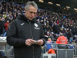Bielefeld: Neues System? Neue Spieler?