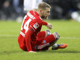 Hunt reist nicht mit ins HSV-Trainingslager