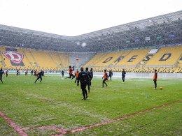 Spielt Argentinien bald in Dresden?