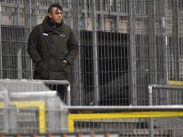 Innenraumverbot für Fürths Trainer Buric