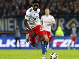 Ziel Bundesliga: Jatta verlängert beim HSV