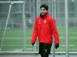 Stuttgarts Özcan vor Wechsel zum HSV