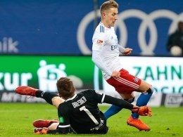 Cordoba überrollt St. Pauli - HSV siegt knapp