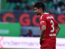 Duisburg: Zwei Spiele Sperre für Hajri
