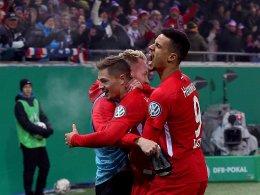 Euphorie vor HSV-Spiel: