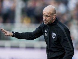 Trainersuche: Darmstadt plant nicht mit Antwerpen