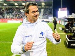 Darmstadt: Schuster dankt den Fans