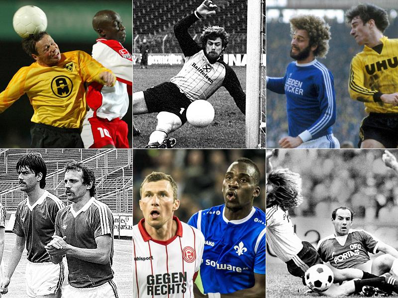 Rekordspieler 2. Bundesliga