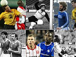 Die Rekordspieler in der 2. Liga - damals und heute