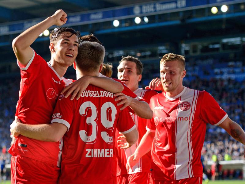 St. Pauli mag den Betze - Dauerläufer Behrens