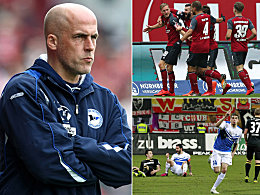 Frontzecks Rückkehr - Dynamos Serie gegen die Fortuna