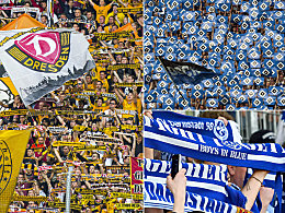Von 2.900 bis 25.500: Das Dauerkarten-Ranking der 2. Liga