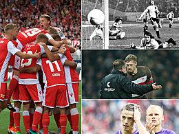 Kauczinski-Wiedersehen und Europacup-Nostalgie