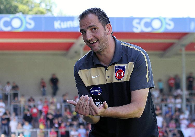 Trainerverschleiß: Das Ranking der 2. Liga
