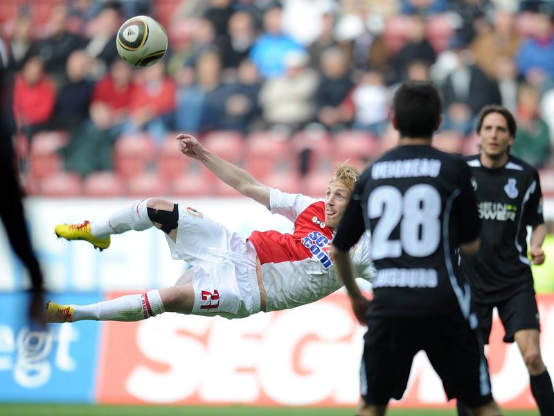 19 Tore nach 15 Spieltagen: Einer ist besser als Terodde