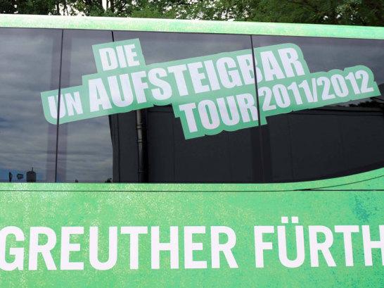 Kleeblatt-Bus