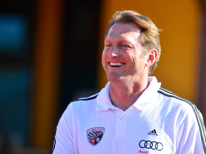 FCI-Trainer Ralph Hasenhüttl