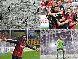 Freiburgs rasante R�ckkehr in die Bundesliga