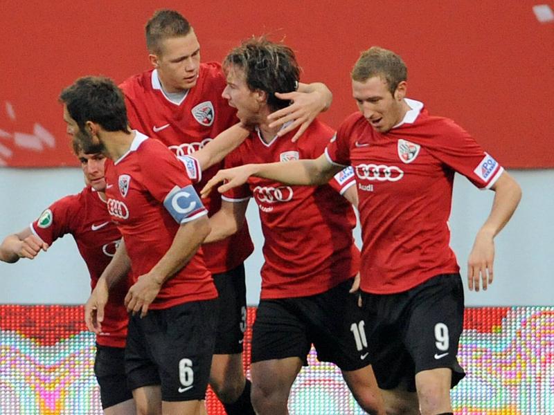 Jubel, Tr�nen, Dramatik - Relegation zur 2. Liga