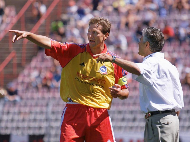 Gro�kreutz ist die Nr. 10: Die Weltmeister der 2. Liga