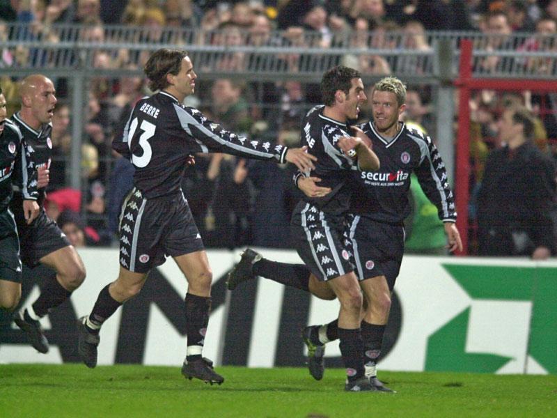 Die Weltpokalsiegerbesieger von 2002: St. Paulis Helden für eine Nacht