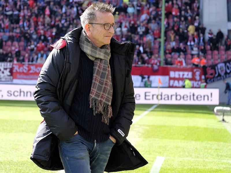 Meiers Rückkehr - Unions Horrorbilanz gegen Nürnberg