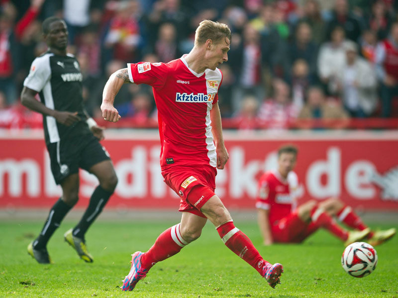 Unions sichere Nummer - VfB-Luftkampf beim Club