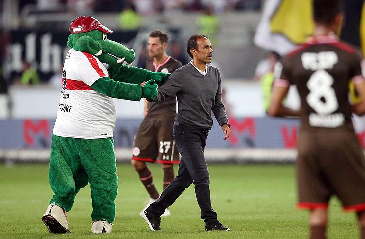 Streit, Neuanfang, Euphorie: So stieg der VfB auf