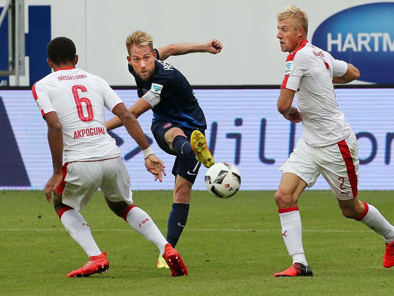 Bielefeld eiskalt - Die treffsichersten Teams der 2. Liga