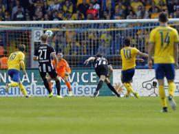 Klingmanns später Ausgleich schockt Braunschweig