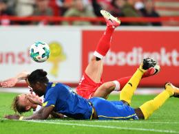 Hedlunds Treffer reicht Union nicht zum Dreier