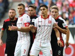 Kujovics Treffer sorgt für glücklichen Sieg