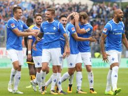 3:3! Kempe rettet Darmstadt spät einen Punkt