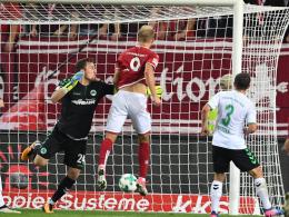Hattrick! Andersson beschert Strasser Traumstart