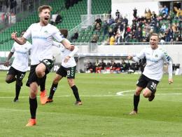 Maloca beschert Fürth den verdienten Heimsieg