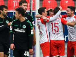 Jahn gewinnt Kellerduell gegen Fürth