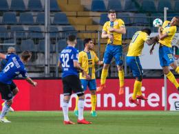 90.! Putaro beschert Bielefeld einen Punkt