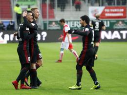 Morales stürzt Düsseldorf von der Spitze
