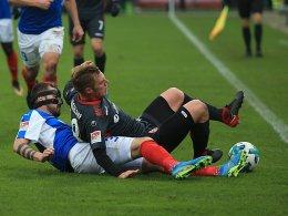 Hennings verhindert Kiels vorzeitige Herbstmeisterschaft