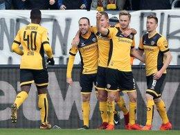 Fulminantes Dynamo gewinnt Sachsenderby