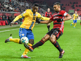 Abdullahi und Zuck beenden Ingolstadts Serie