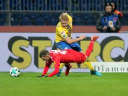 Wieder kein Sieg - torlose Kieler in Braunschweig