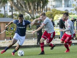 FCK verliert zwei Tests - Sorgen um Borrello und Modica