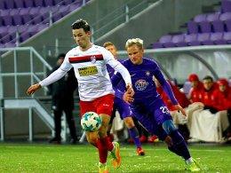 FC Erzgebirge enttäuscht gegen Erfurt