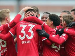 Gelungenes Frontzeck-Debüt dank Spalvis und Moritz