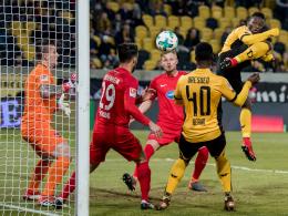 Koné nicht zu bremsen: Dynamo schlägt den FCH
