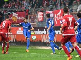 Stöger verlängert die Bochumer Sieges-Serie